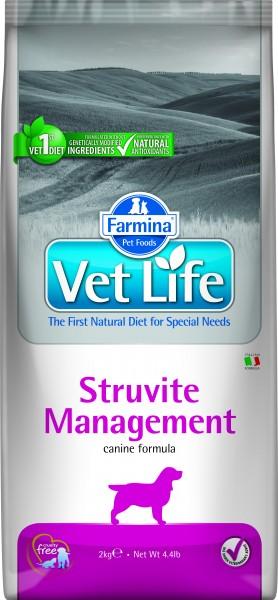 Vet Life Struvite Management (Hund)
